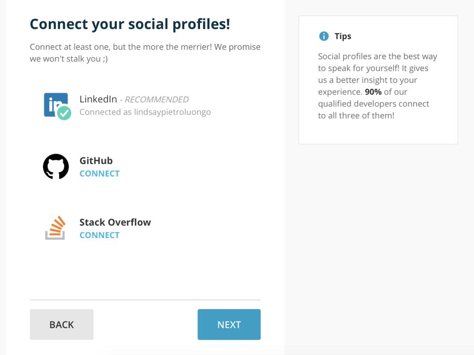 Codementor Social Connect