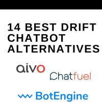 14 Best Drift Chatbot Alternatives