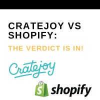 Cratejoy Vs Shopify The Verdict Is In!