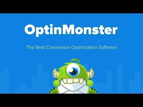 OptinMonster screenshot