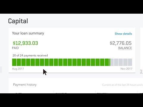 capital loan summary