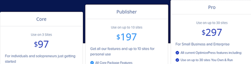 OptimizePresspricing