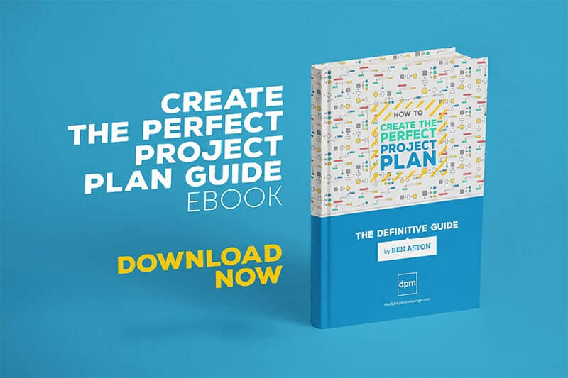 How to create the perfect project plan guide. Free Ebook download