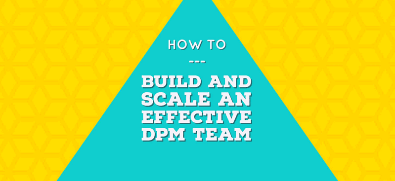 how to build scale digital project management team