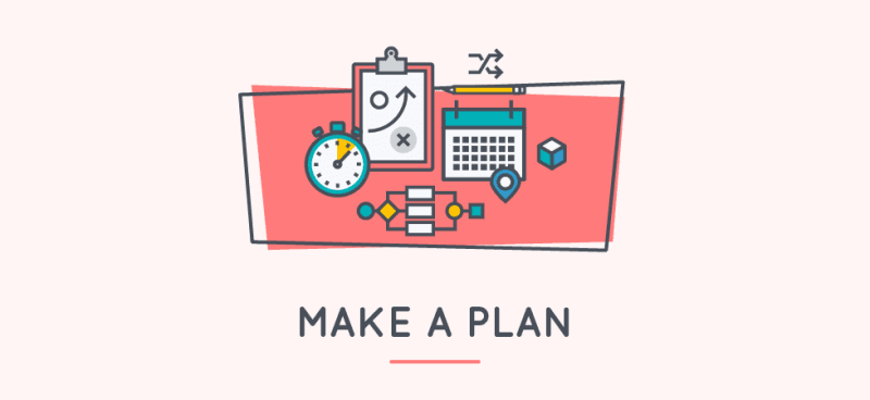 how to write a statement of work guide - make a plan