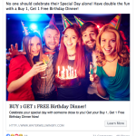 Using Birthday Offers To Attract New Customers [Facebook Ads]