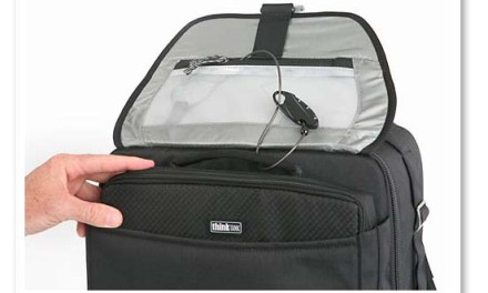 Think Tank Airport Backpacks get Security Upgrade.