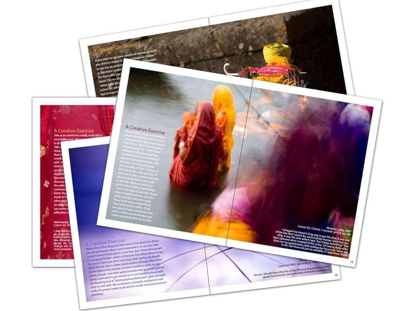 """Ten More"" More ideas from David duChemin"