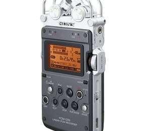 Review: Sony's PCM-D50 Digital Audio Recorder