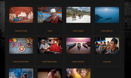My New PhotoShelter Gallery