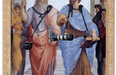 Aristotle, Excellence and the Photographer