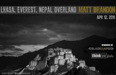 Tibet, Mt. Everest, Nepal Overland