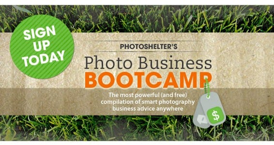 New deal from an old friend: PhotoShelter