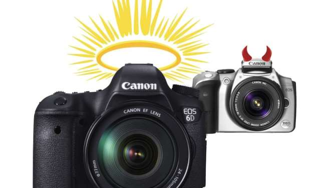 The Nikon D600 and Canon 6D are they telling us something?