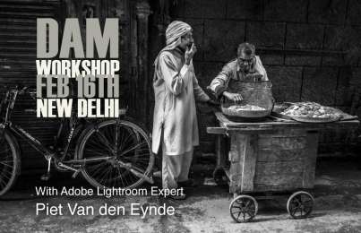 Another DAM Workshop!