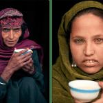 Two Gujjar women