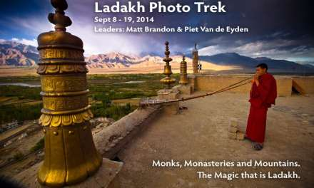 Ladakh Photo Trek & Kashmir 4 Day Adventure Announced.