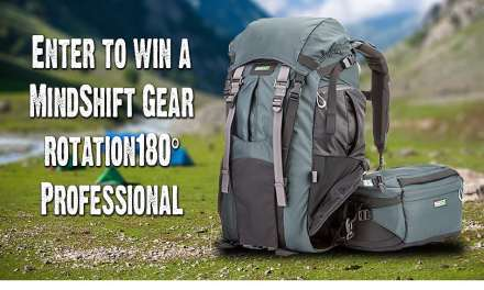 MindShift Gear Giveaway!
