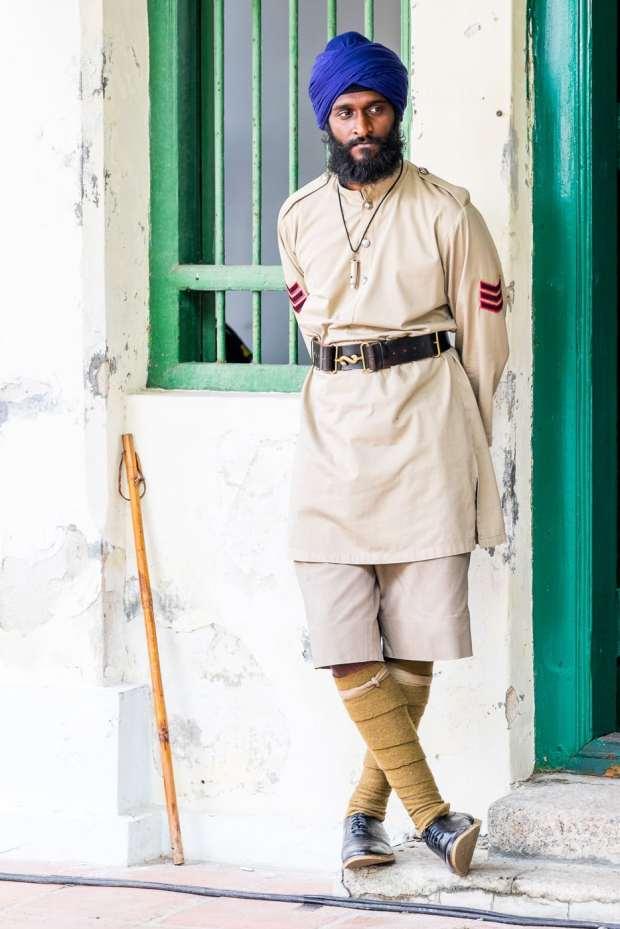 Sudarshan Chandra Kumar aka Sergeant Singh