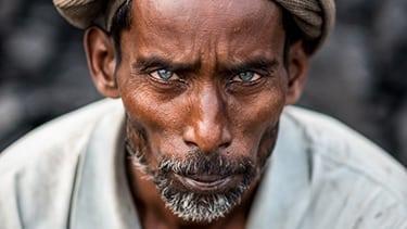 The Coal Haulers of Varanasi, India & the Fuji GFX