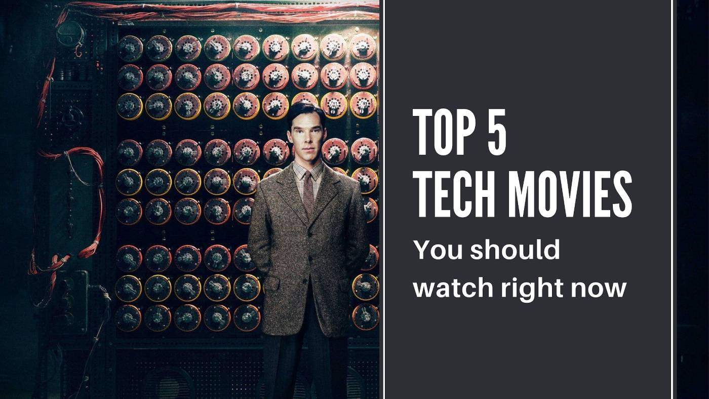 Top 5 Best Tech movies, You should watch right now -TheDigiweb