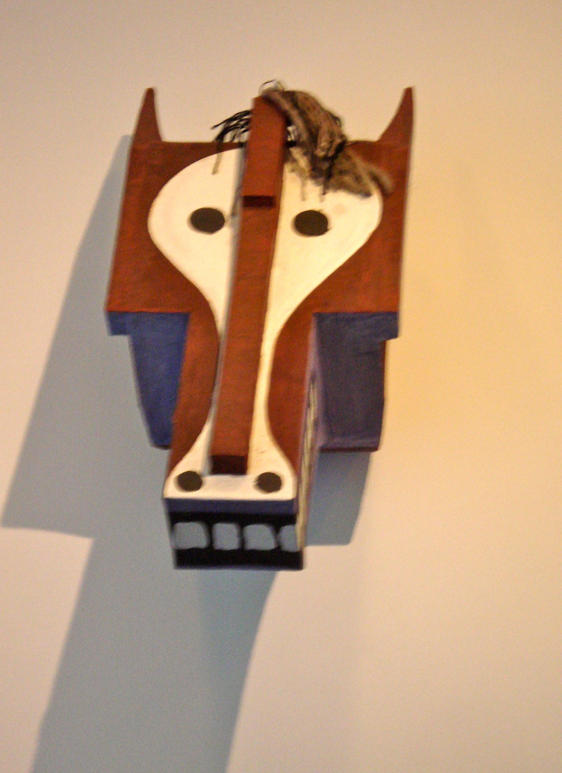 If Picasso designed Equus.