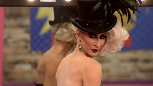 RuPaul's Drag Race, Season 5, Episode 1 (2/4)