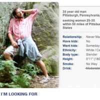 Rejected Match.com Dating Profile - - - - - - - ->  A Slam Dunk