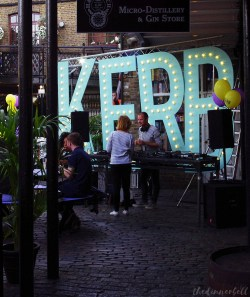 Eating out: KERB Camden, London // The Dinner Bell