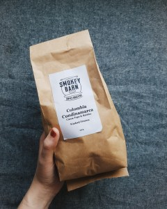 Coffee from Smokey Barn, King St // NorEats