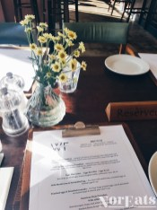 Brunch at William & Florence, Unthank Rd // NorEats
