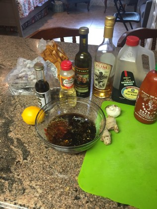 ingredients kona meatballs