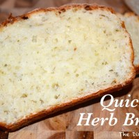 Quick Herb Bread