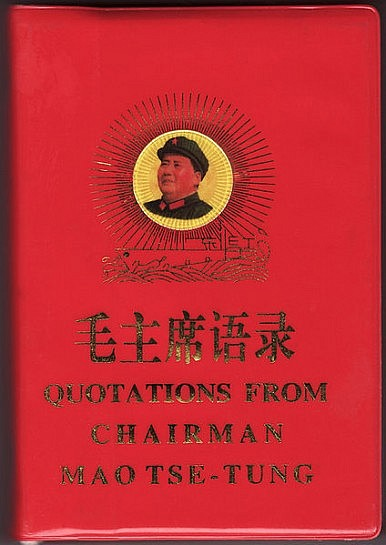 Mao's Little Red Book in China and Beyond