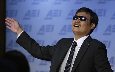 Chen Guangcheng Goes to Washington