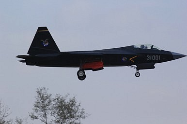 China's Selling the J-31, But Who's Buying?
