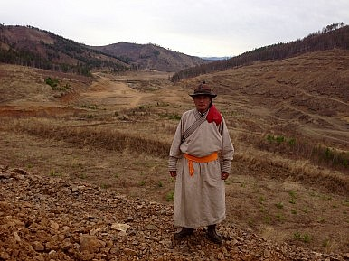 Mongolians Protest Centerra Gold Mine