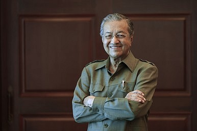 Interview Mahathir Mohamad  The Diplomat