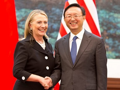 Image result for hillary clinton china