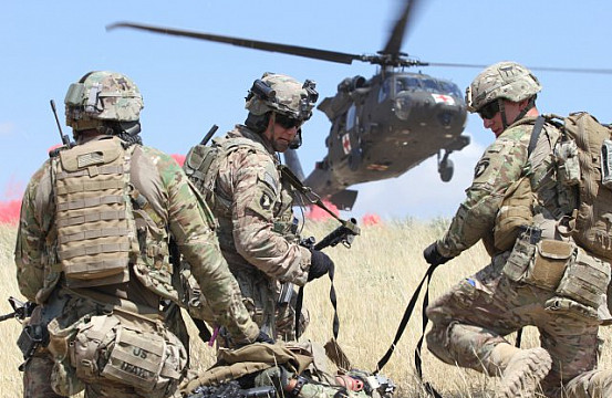 US Army to Deploy 1400 Airborne Troops to Afghanistan