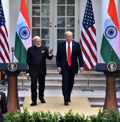 India and the 'Quad': Forging an Innovative Approach
