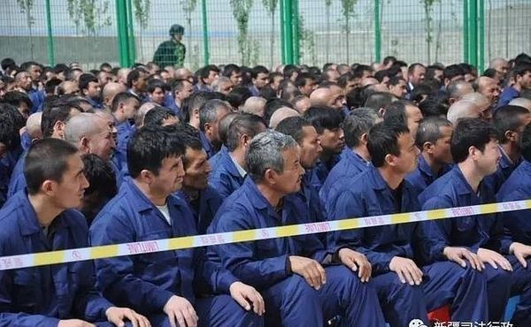 Failures of Xi Jinping - Uighurs  in detention camps