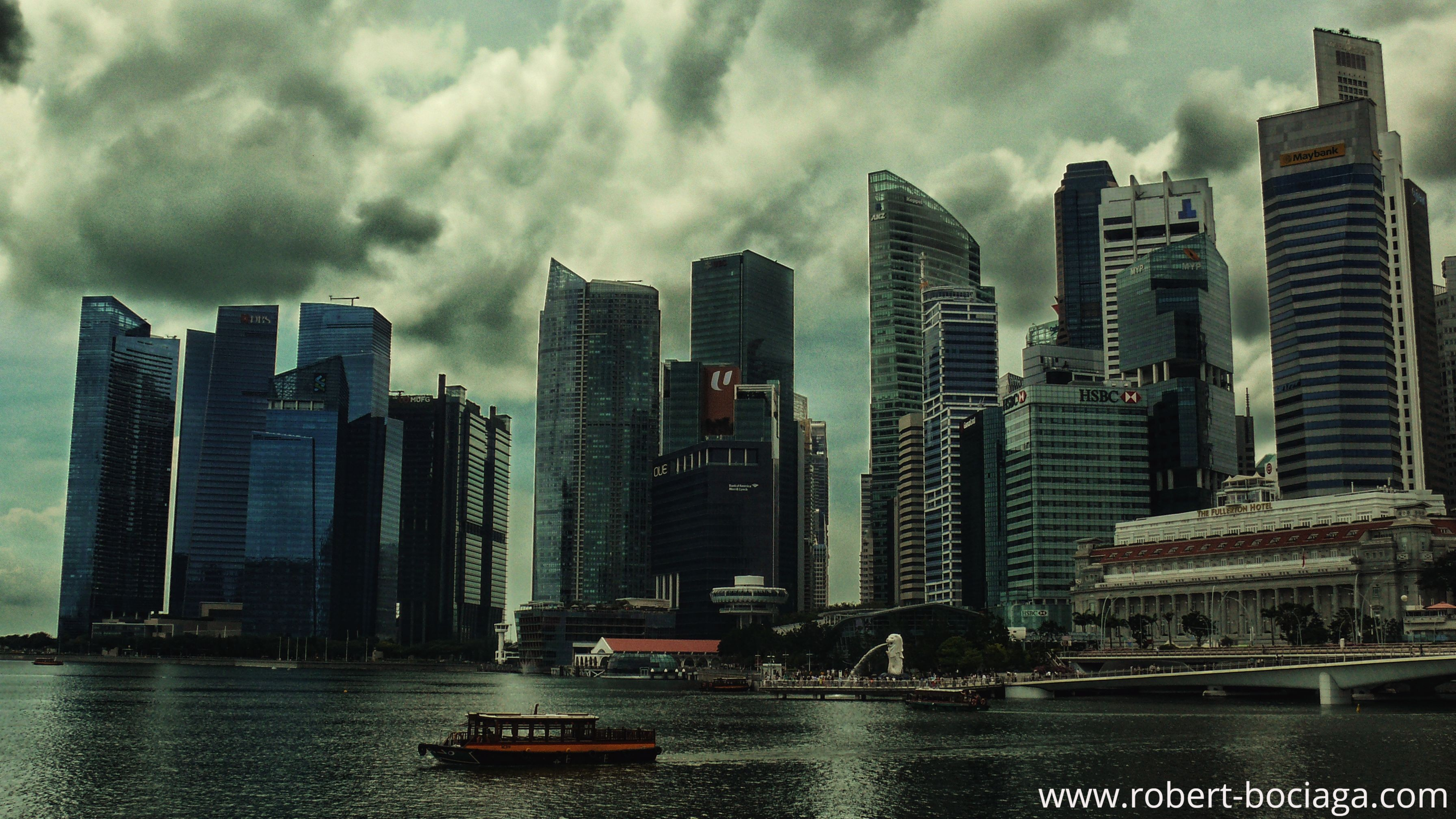 Coronavirus: Black Clouds Over Singapore – The Diplomat