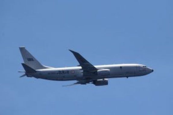 India's Navy to Begin Receiving 4 More P-8I Neptune Maritime Patrol Aircraft in May