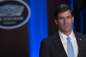 Trump Abruptly Fires Defense Secretary After Election Loss