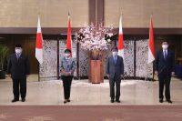 Waspada Beijing, Jepang dan Indonesia Tanda Tangani Alat Ekspor Senjata
