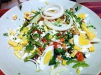 Garden salad.
