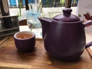 Happy Summer Days Fruit Tea (IDR 40k)