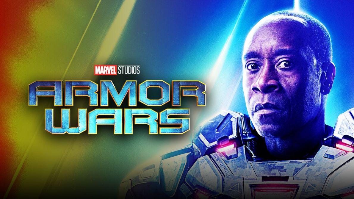 MCU: Don Cheadle To Lead Marvel's Armor Wars Disney+ Series