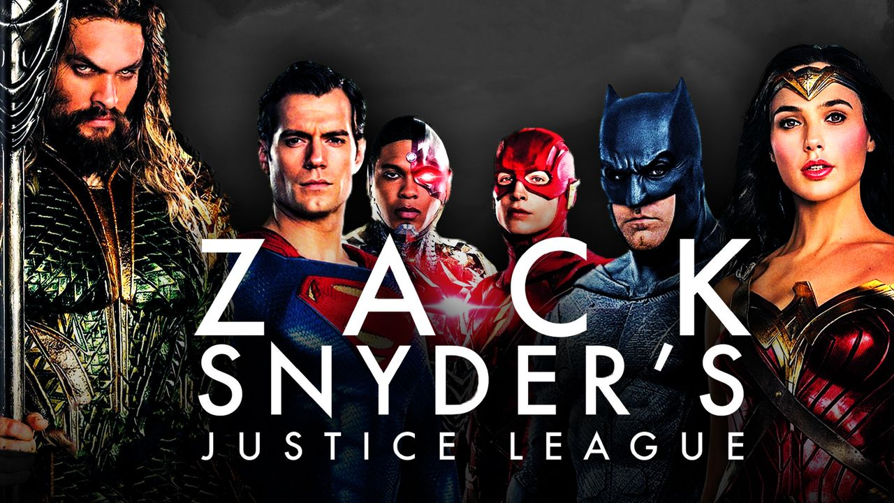 zack snyder s justice league official